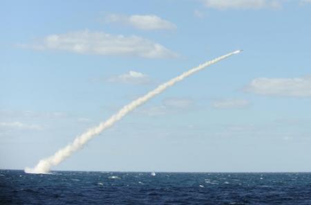 Noord-Korea vuurt raketten af