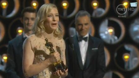 Beste Actrice 2014 - Cate Blanchett