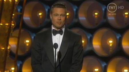 Brad Pitt kondigt U2 aan