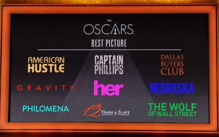 Genomineerde films