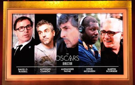 Genomineerde regisseurs