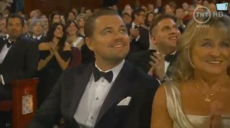 Leonardo wacht vol spanning af wie de Beste Acteur wordt
