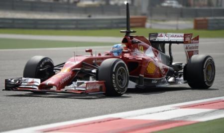 Alonso: bolides Formule 1 zijn langzamer
