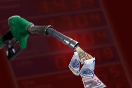 Omzet diesel en lpg aan grens opnieuw lager