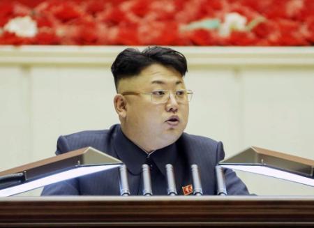 Alle kiezers zeggen'ja' tegen Kim Jong-un