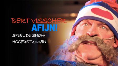 Bert Visscher - Afijn 1