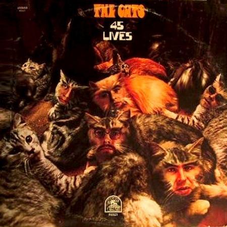 Cats - 45 Lives (een Amerikaanse elpee van de groep)
