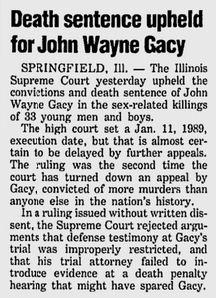 Uit de Herald Journal van 30 september 1988