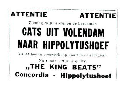 Uit de Leeuwarder Courant van 17 juni 1966