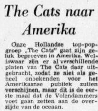 Uit de Telegraaf van 15 juli 1969