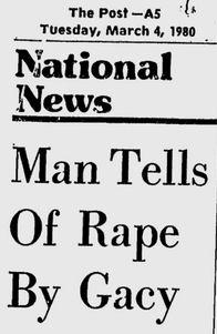 Uit de The Palm Beach Post van 4 maart 1980