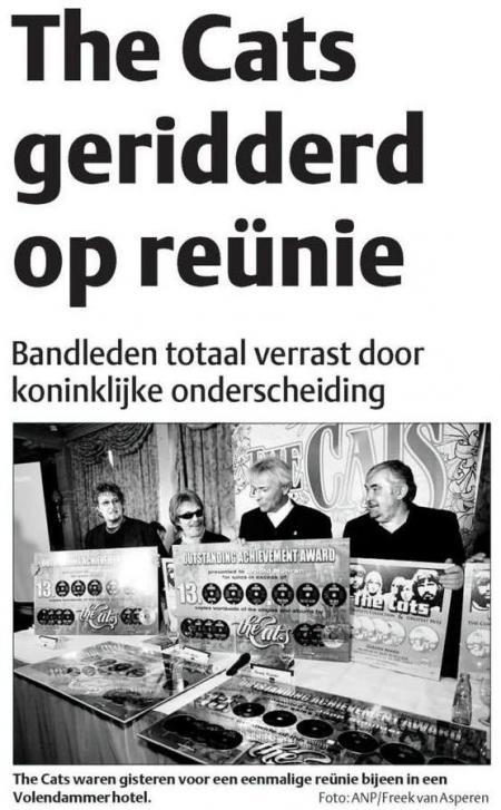 Uit het Dagblad van het Noorden van 24 maart 2006
