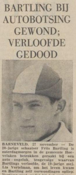 Uit het Limburgs Dagblad van 27 november 1967