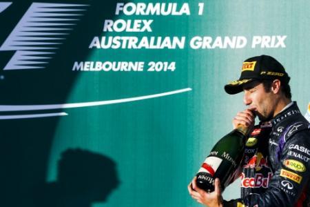 Red Bull: Ricciardo verdient tweede plaats