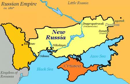 Nieuw-Rusland