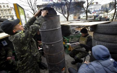 Oekraïne weigert terugtrekking van Krim