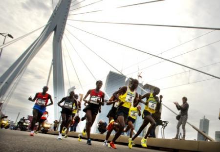 Meer snelle Afrikanen naar Rotterdam