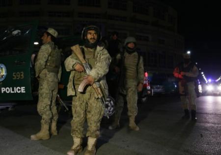 Negen doden door aanval hotel Kabul