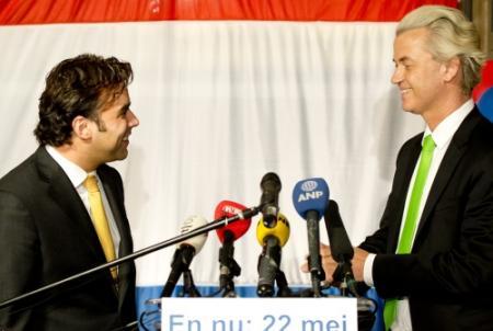 Geen reactie Wilders op vertrek Van Klaveren