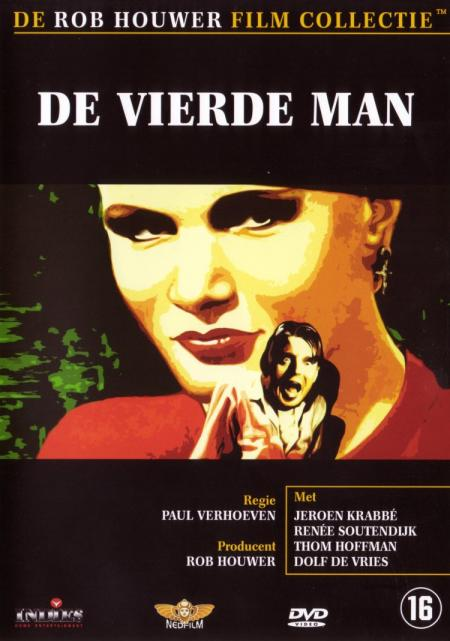 De Vierde Man op dvd
