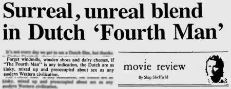 Uit de Boca Raton News van 27 februari 1985