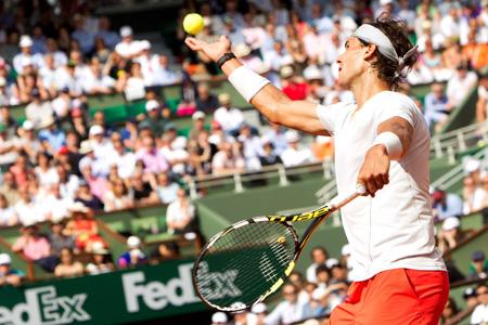 Nadal won na zijn comeback twee van de drie Grand Slams waaraan hij meedeed (Foto: PRO SHOTS/GEPA)