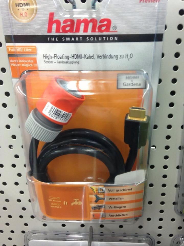 HDMI naar H20