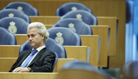 Aangifte Wilders om moordfilmpje Volkert