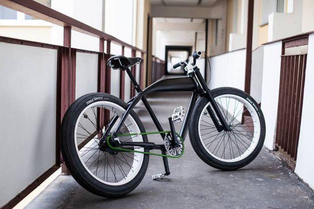 Unieke fiets