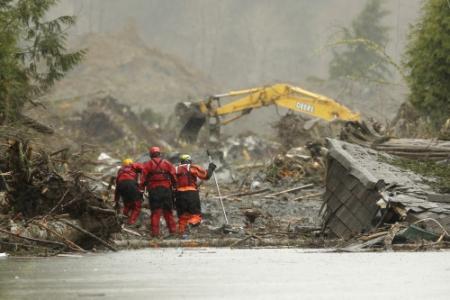 Dodental natuurramp Washington loopt op