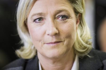 Le Pen: verbied speciale lunches voor moslims