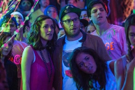 Bad Neighbours: Rose Byrne en Seth Rogen