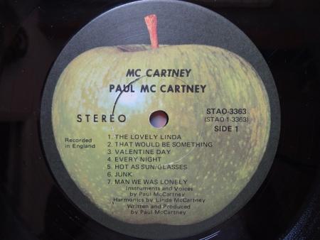 McCartney A
