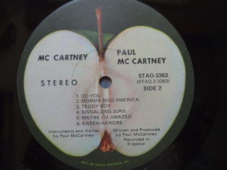 McCartney B