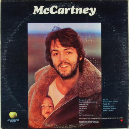 McCartney back