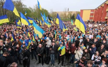 Oost-Oekraïense milities verwerpen akkoord