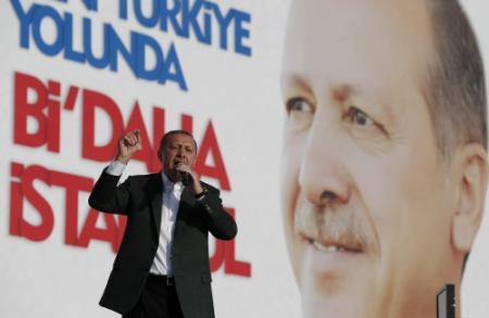Meer macht voor Turkse geheime dienst
