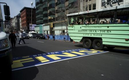 Veel animo Boston ondanks aanslag vorig jaar