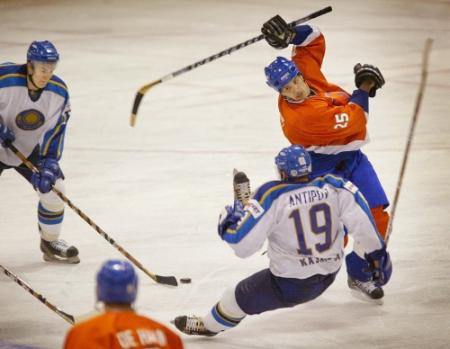 IJshockeyers lijden weer nederlaag