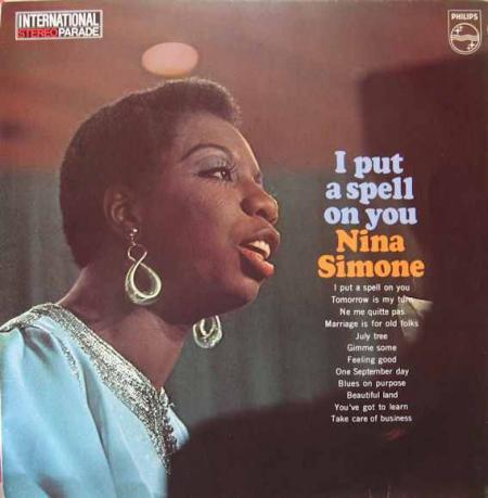 De elpee I Put a Spell on You van Nina Simone