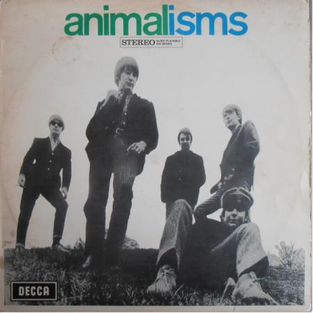De elpee Animalisms van The Animals