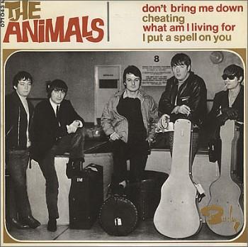 De Don't Bring Me Down-EP van The Animals