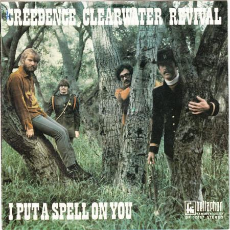 Creedence Clearwater Revival (1968/1972)