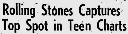 Uit de Rome News-Tribune van 26 februari 1967