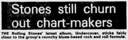 Uit de The Sydney Morning Herald van 20 november 1983