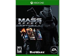 Mass Effect Xbox One