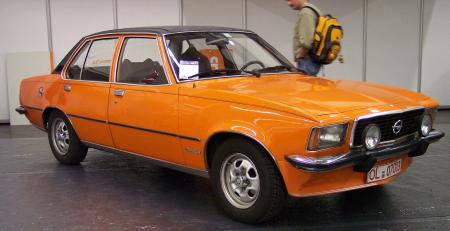 Opel Commodore GSE