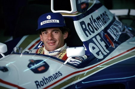 Na wereldtitels in 1990 en 1991 van Senna in de McLaren kon dat team de technische vooruitgang van Williams niet bijhouden. Senna kon niet langer meestrijden om de titel. In 1994 maakte de Braziliaan de overstap naar Williams (PRO SHOTS/DPPI)