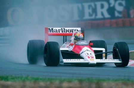 In 1988 stapte Senna over naar McLaren waar hij in het eerste seizoen meteen wereldkampioen werd (WikiCommons/Instituto Ayrton Senna)