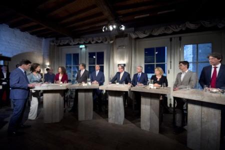 Eurodebat Nieuwsuur trekt weinig kijkers